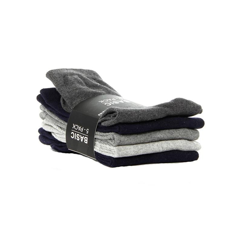 Basic sock 5-pack Socks